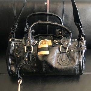🌈 FLASH SALE🌈 Authentic Chloe black shoulder bag